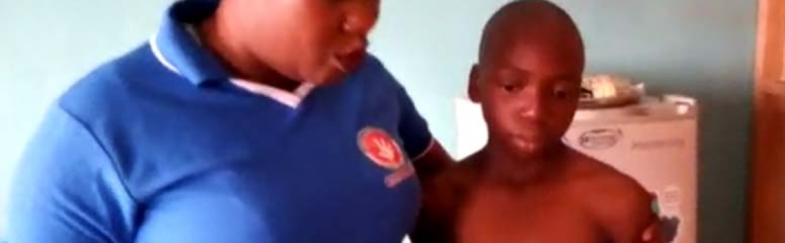 Rescue of Kehinde From His Mum's Wicked Friend